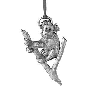 orangutan ornament