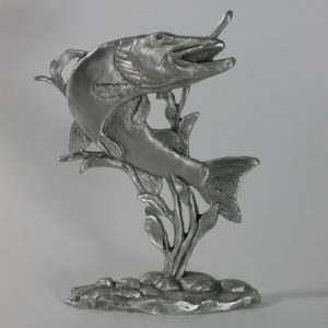 Pewter Musky Relief 1